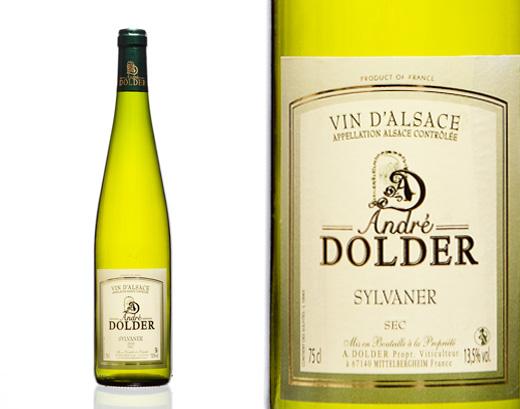 Sylvaner de Mittelbergheim Vins André Dolder