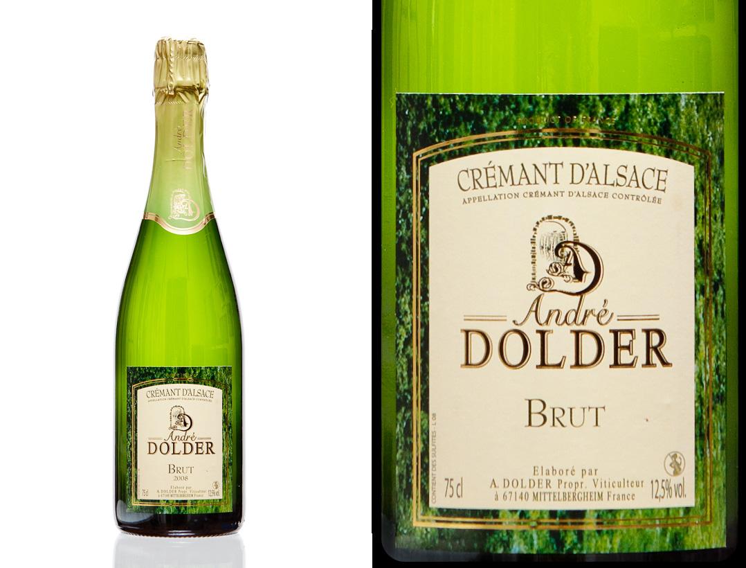 Crémant d'Alsace André Dolder