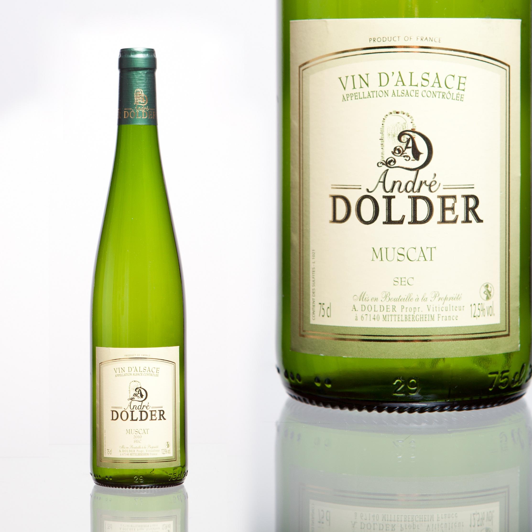 Muscat Vins et Crémant d'Alsace André Dolder